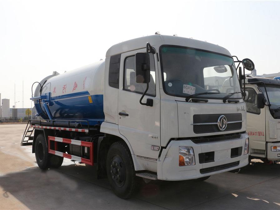 东风天锦(10方)CLW5161GXWD566.com车型简介