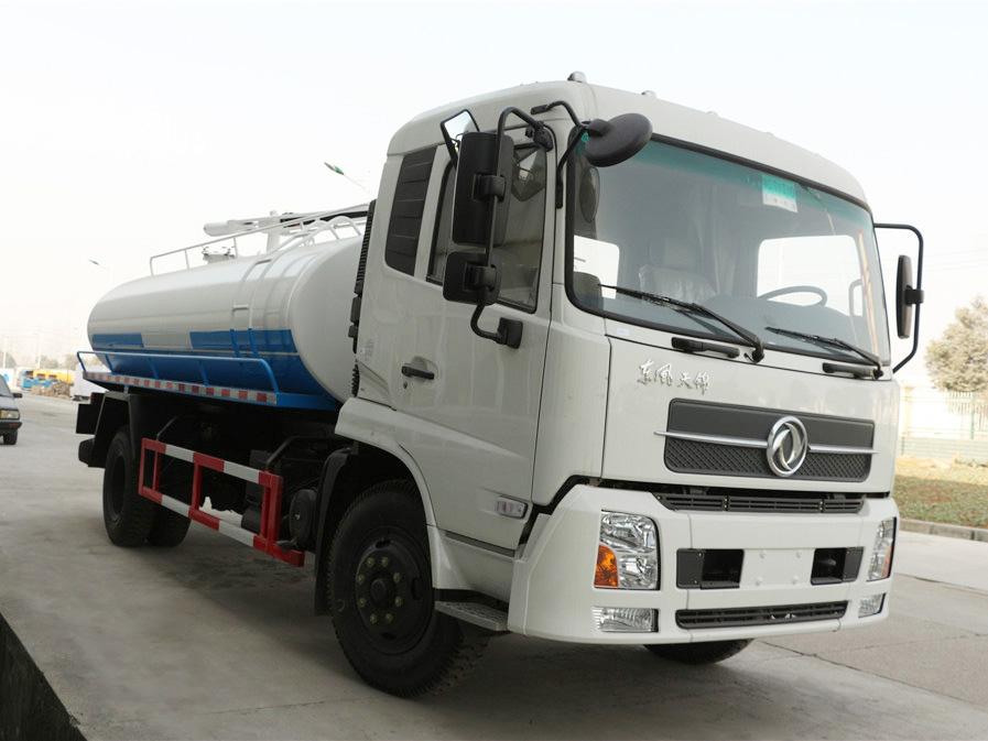 东风天锦(14方)CLW5161GXED5吸粪车车型简介