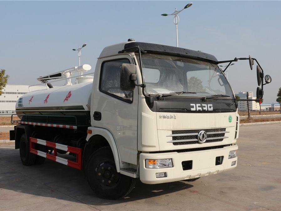 东风大多利卡(7方)CLW5081GXEE5吸粪车车型简介
