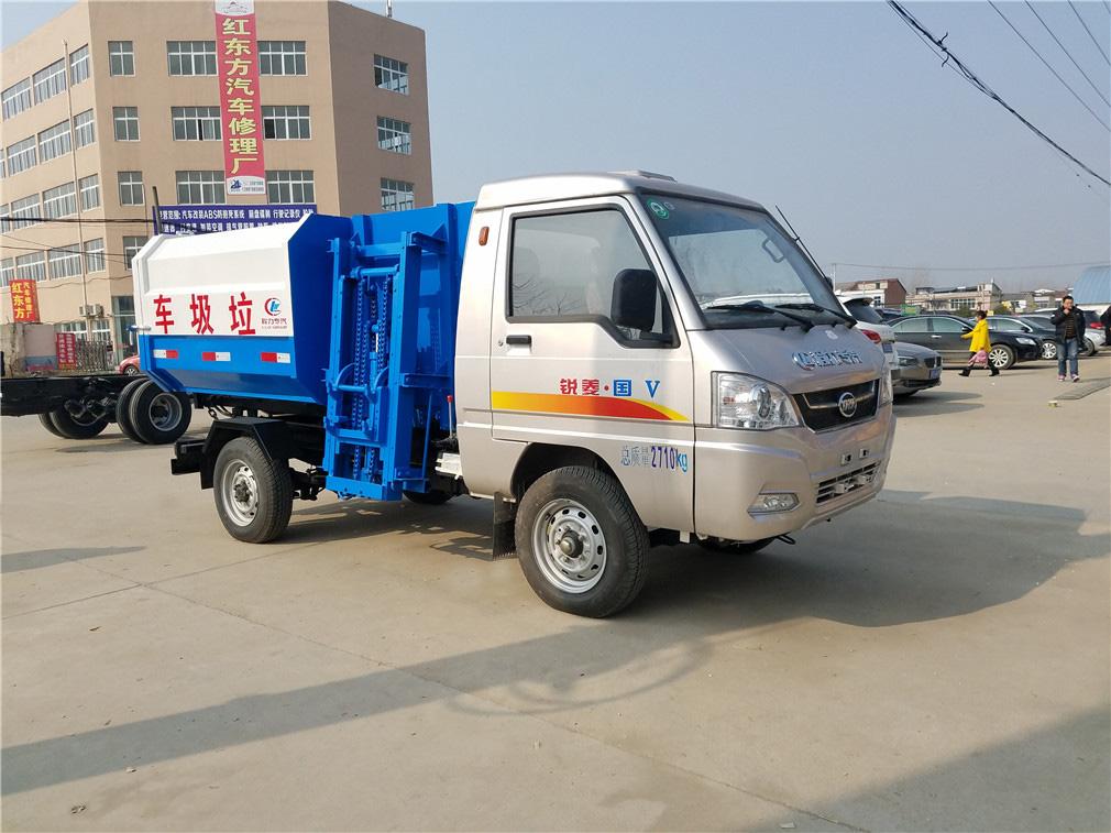 凯马(2方)CLW5030ZZZK5车型简介